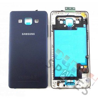 Samsung A500F Galaxy A5 Back Cover, Black, GH96-08241B