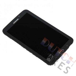 Samsung Galaxy Tab 3 7.0 T2100 Lcd Display Module, Zwart, GH97-14754E
