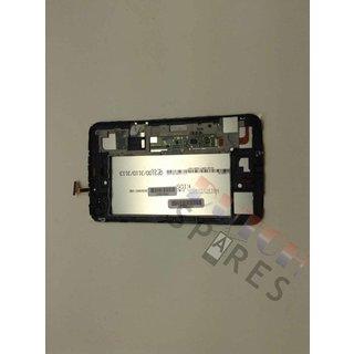 Samsung Galaxy Tab 3 7.0 T210R Lcd Display Module, Geel, GH97-14892C