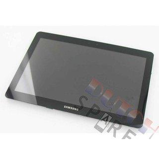 Samsung Galaxy TabPRO 10.1 SM-T520 Lcd Display Module, Zwart, GH97-15539B