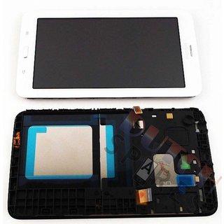 Samsung Galaxy Tab 3 Lite 7.0 3G T111 LCD Display Module, White, GH97-15548A