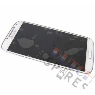 Samsung i9515 Galaxy S4 Value Edition LCD Display Module, White, GH97-15707A