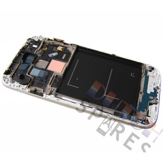 Samsung i9515 Galaxy S4 Value Edition LCD Display Module, Black, GH97-15707B
