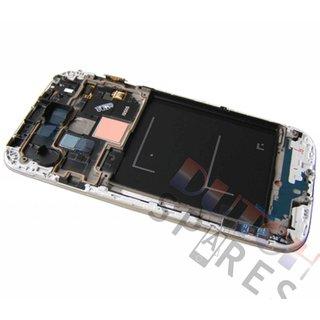 Samsung i9515 Galaxy S4 Value Edition Lcd Display Module, Zwart, GH97-15707B