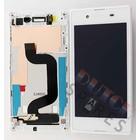 Sony LCD Display Module Xperia E3, White, A/8CS-59080-0002