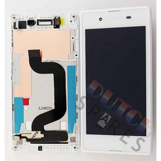 Sony Xperia E3 Lcd Display Module, Wit, A/8CS-59080-0002