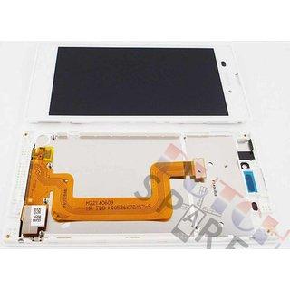 Sony Xperia T3 LCD Display Module, White, F/191GUL0006A