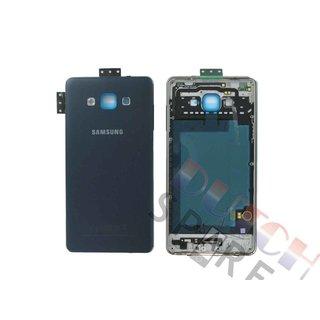 Samsung A700F Galaxy A7 Back Cover, Schwarz, GH96-08413B