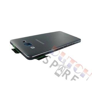 Samsung A700F Galaxy A7 Achterbehuizing, Zwart, GH96-08413B
