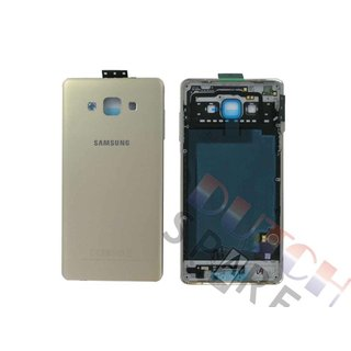 Samsung A700F Galaxy A7 Back Cover, Gold, GH96-08413F