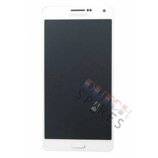 Samsung A700F Galaxy A7 LCD Display Module, White, GH97-16922A