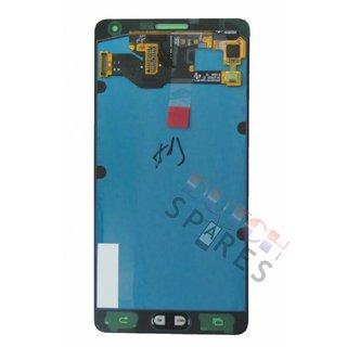 Samsung A700F Galaxy A7 LCD Display Modul, Weiß, GH97-16922A