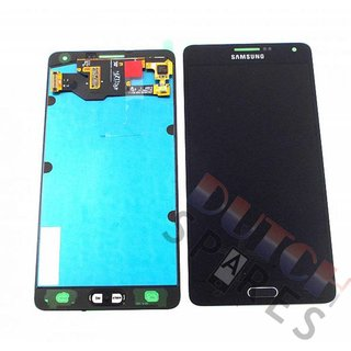 Samsung A700F Galaxy A7 Lcd Display Module, Zwart, GH97-16922B