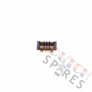 Samsung G920F Galaxy S6 Connector Accu Moederbord, 3711-008847