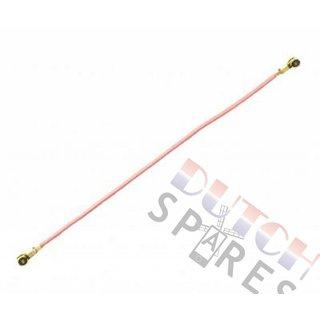 Samsung G920F Galaxy S6 Antenne Kabel Coax Signaal, Rood, GH39-01789A