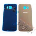 Samsung Akkudeckel  G920F Galaxy S6, Gold, GH82-09548C