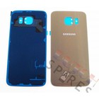 Samsung Battery Cover G920F Galaxy S6, Gold, GH82-09548C