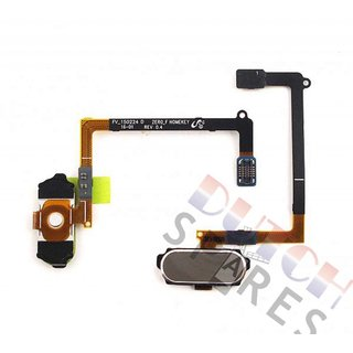 Samsung G920F Galaxy S6 Home Taste Flex Kabel  , Gold, GH96-08166C