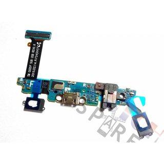 Samsung G920F Galaxy S6 USB Ladebuchse Flex Kabel, GH96-08275A