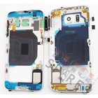 Samsung Middle Cover G920F Galaxy S6, White, GH96-08583B