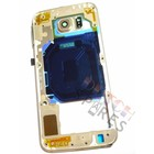 Samsung Middle Cover G920F Galaxy S6, Gold, GH96-08583C