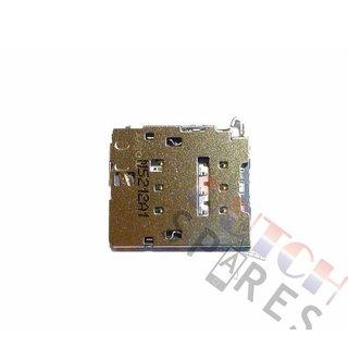Samsung G920F Galaxy S6 Simkaartlezer, 3709-001871