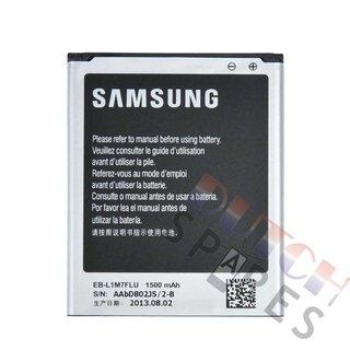 Samsung EB-F1M7FLU Accu, Galaxy SIII Mini i8190 , 1500mAh, EB-F1M7FLU