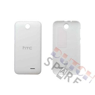 HTC Desire 310 Battery Cover, White, 74H02716-01M