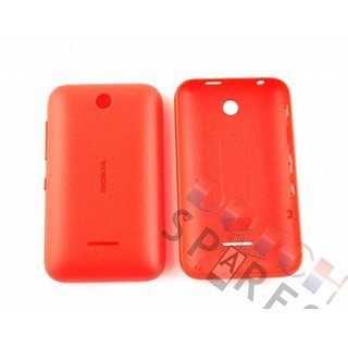 Nokia Asha 230 Battery Cover, Red, 02506K7