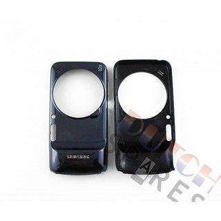 Samsung Galaxy S4 Zoom SM-C101 Achterbehuizing, Zwart, AD98-14982B