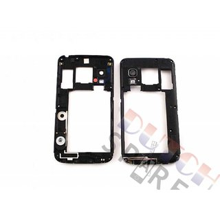 LG E455-Optimus-L5 II Dual Middle Cover, Black, ACQ86267202