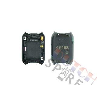 Samsung V700 Galaxy Gear Middenbehuizing, Zwart, GH98-30639A