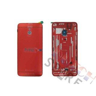 HTC One Mini (M4) Achterbehuizing, Blauw, 83H40003-09