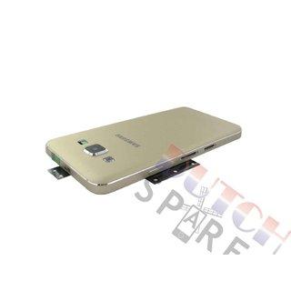 Samsung A300F Galaxy A3 Back Cover, Gold, GH96-08196F