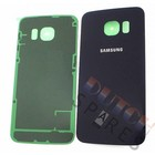 Samsung Battery Cover G925F Galaxy S6 Edge, Black, GH82-09602A