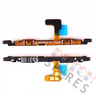 Samsung G925F Galaxy S6 Edge Volume key flex cable, GH96-08151A