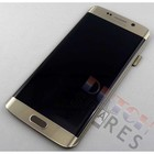 Samsung LCD Display Modul G925F Galaxy S6 Edge, Gold, GH97-17162C