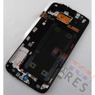 Samsung G925F Galaxy S6 Edge LCD Display Module, Gold, GH97-17162C