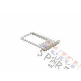 Samsung G925F Galaxy S6 Edge Sim Card Tray Holder, Gold, GH98-35872C
