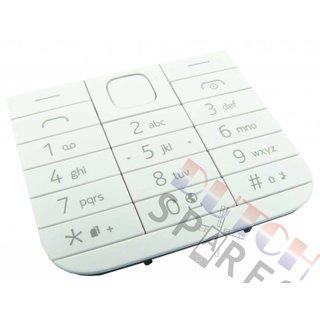 Nokia 225 Toetsenbord, Wit, 9794L11