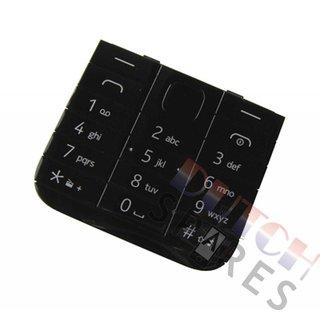 Nokia 225 Toetsenbord, Zwart, 9794L10