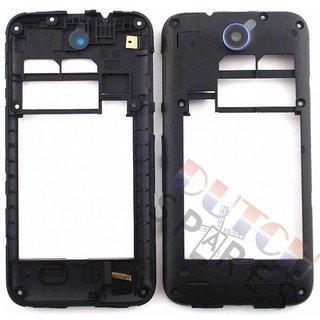 HTC Desire 310 Middenbehuizing, Blauw, 74H02727-00M