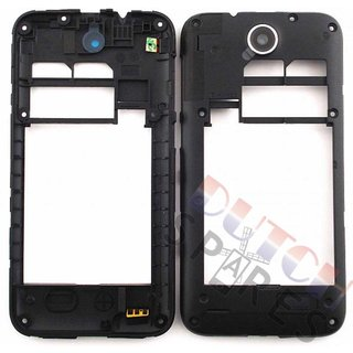 HTC Desire 310 Middenbehuizing, Wit, 74H02727-01M
