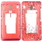HTC Middle Cover One Max T6, Red