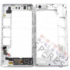 Huawei Mittel Gehäuse Ascend G6, Weiß
