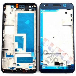 Huawei Honor 6 Front Cover Frame, Zwart