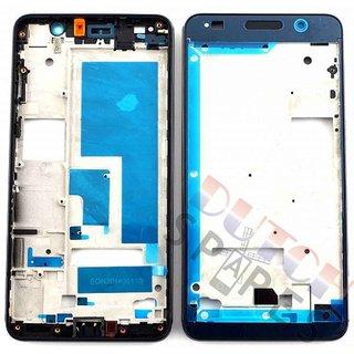 Huawei Honor 6 Front Cover Rahmen, Schwarz