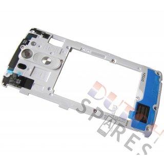 LG D722 G3 S Middenbehuizing, Wit, ACQ87110882