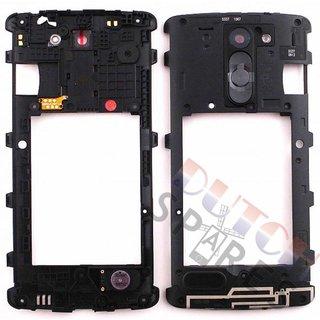 LG D331 L Bello Middle Cover, Black, ACQ87670208