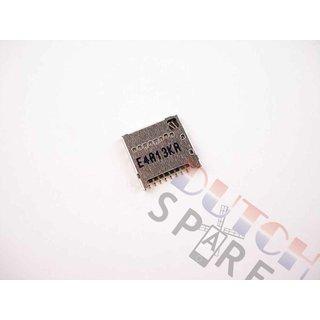 LG D390N F60 MicroSD kaartlezer connector, eag63292001